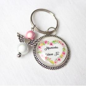 Kľúčenka - Maminka ľúbim ťa